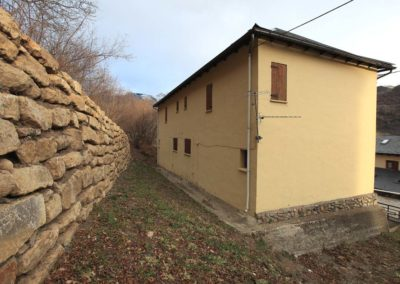 Rehabilitación edificio Endesa en Barruera, la Vall de Boí