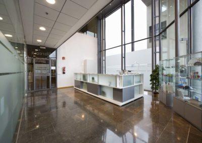 Adecuación Centro de Culturas del Campus Cappont de la Universidad de Lleida
