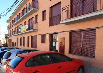 Construcció edifici d'habitatges plurifamiliar a Binaced, Huesca