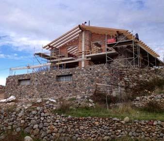 Construcció habitatge unifamiliar aïllat a Cérvoles, Lleida