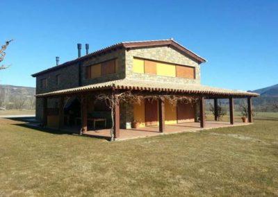 Construcció habitatge unifamiliar aïllat a Tremp, Lleida