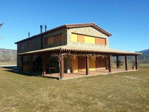 Construcción vivienda unifamiliar aislada en Tremp, Lleida
