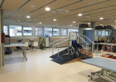 Adecuación instalaciones Fundación contra la Esclerosis Múltiple en Lleida