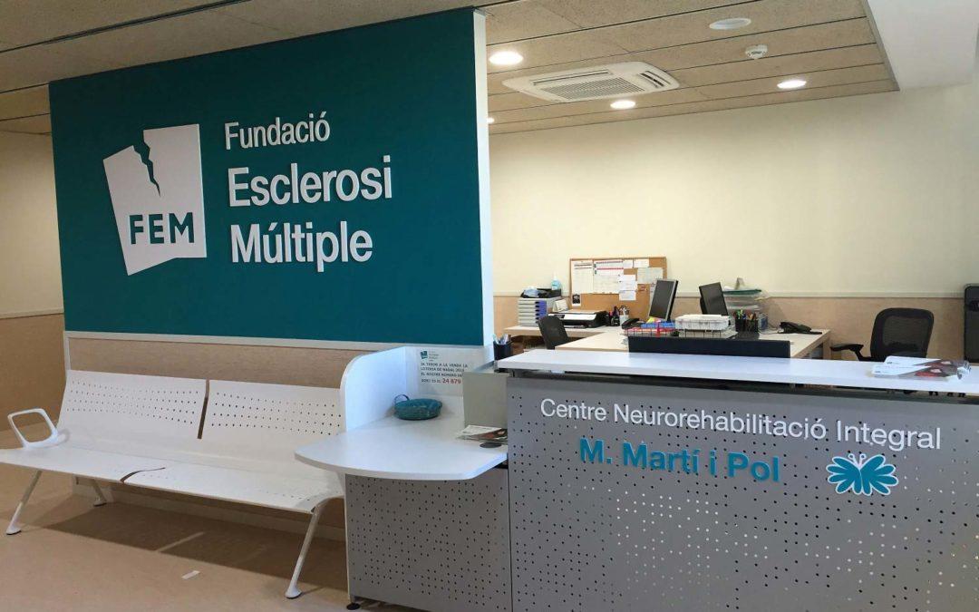 Execució de les noves instal·lacions al CAP 11 de Setembre de Lleida