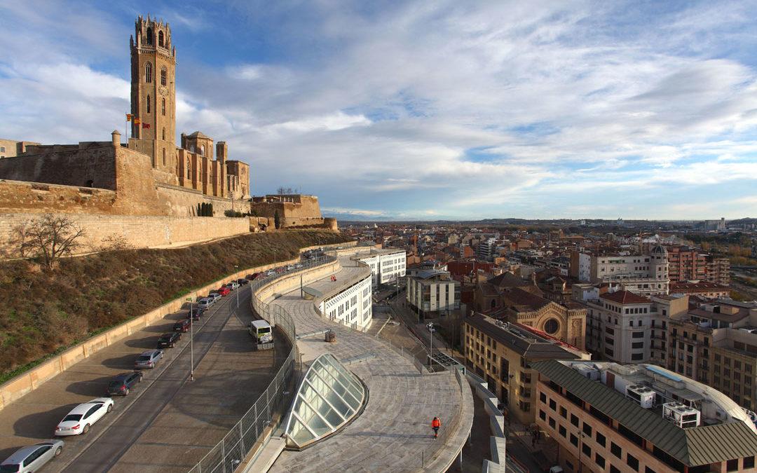 Rehabilitació integral de la coberta Jutjats i Audiència de Lleida