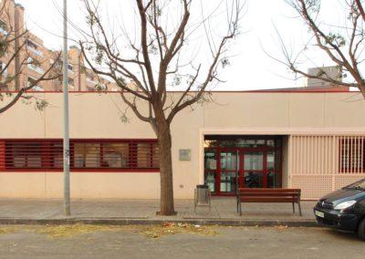 Construcción CEIP Cappont, Lleida