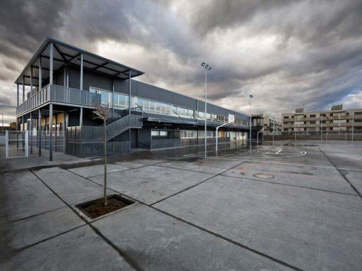 Construcción CEIP Ciutat Jardí de Lleida
