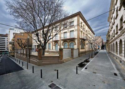 Rehabilitación integral CEIP Pràctiques I de Lleida