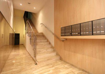 Supressió barreres arquitectòniques edifici a carrer Unió, Lleida