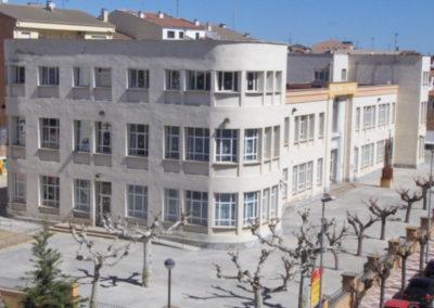 Rehabilitación integral CEIP Macià Companys de Agramunt