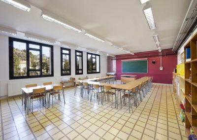 Rehabilitación integral CEIP Els Raiers de la Pobla de Segur