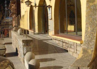 Rehabilitación integral edificio de oficinas Endesa en Pont de Suert, Lleida