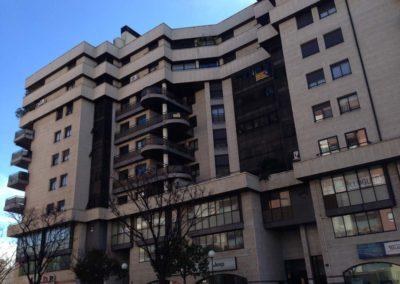 Rehabilitación integral edificio en Bisbe Irurita, 13-17, Lleida