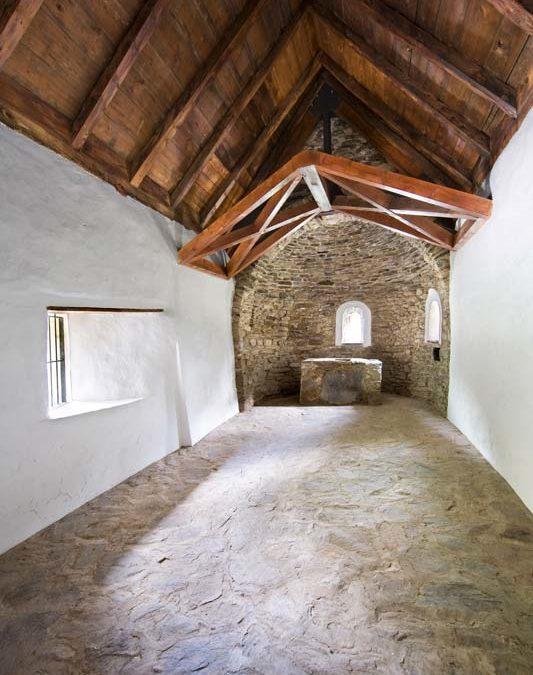 Rehabilitació integral de l'Església Parroquial de Sant Pere de Sorpe, Lleida