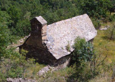 Restauració de l'Ermita de la Mare de Déu dels Neus d'Arreu, Lleida