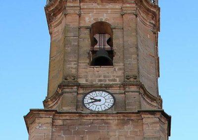 Restauración de la Iglesia de Maials, Lleida