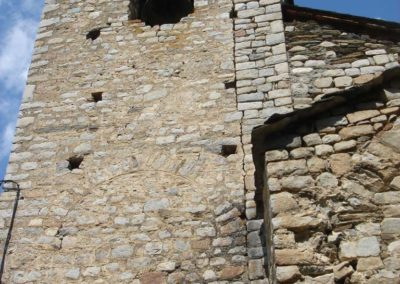 Restauración de la Iglesia Parroquial de Sant Pere de Sorpe, Lleida