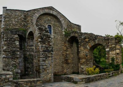 Restauració del Monestir de Sant Terni de Tavernoles d'Anserall, Lleida