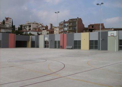 Construcción CEIP Sant Mateu de Riudecanyes, Tarragona