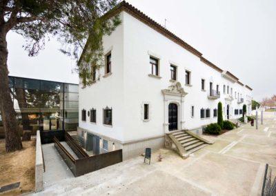 Reforma de la Facultad de Agrónomos de la Universidad de Lleida